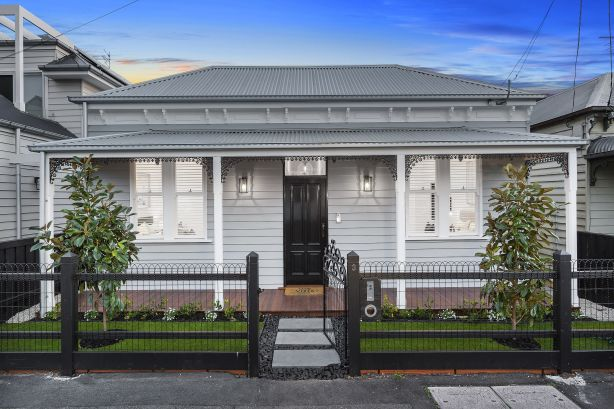 3 Cuming Street, Yarraville. Biggin & Scott.