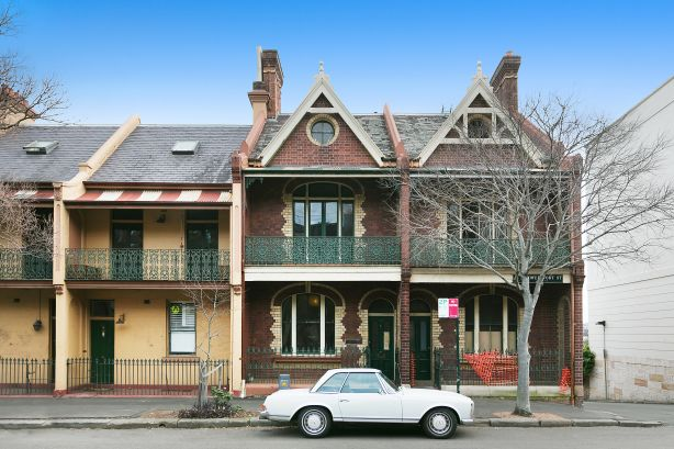 65 Lower Fort Street Millers Point
