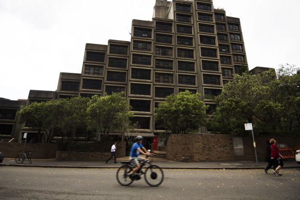 Sirius Building is to be sold by State Government. 6TH December 2017 Photo by Louise Kennerley
