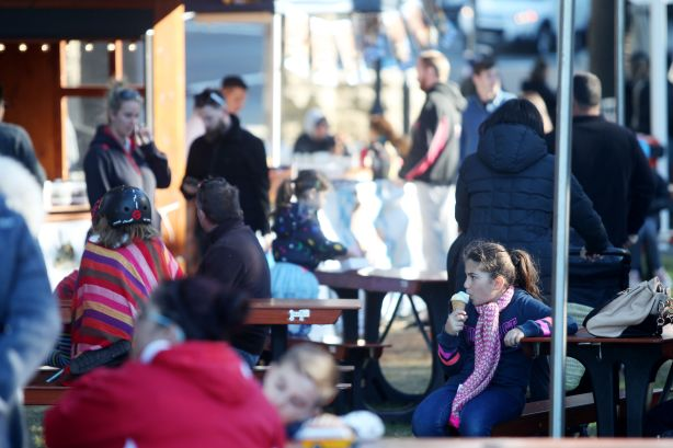 Chill By The Beach in Cronulla is one of the suburb's annual family friendly events