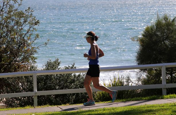 Cronulla Park attracts everyone from keen joggers to leisurely picnickers