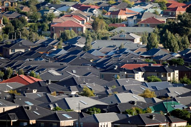 Housing development Craigieburn