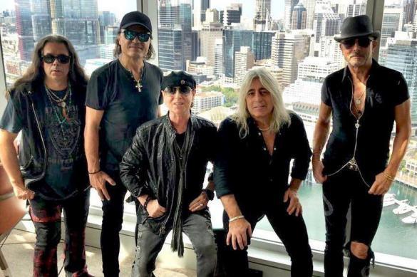Группа Scorpions представила антикоронавирусную песню