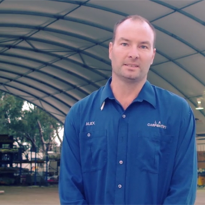 Container Shelter Installation - Testimonial Video - DomeShelter