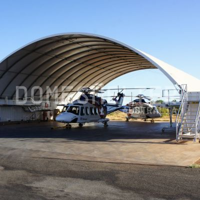 Fabric Structures in aviation