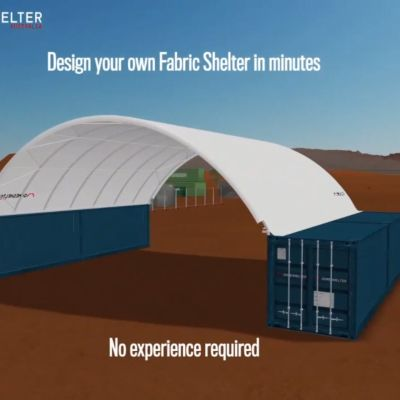 Build your own DomeShelter.
