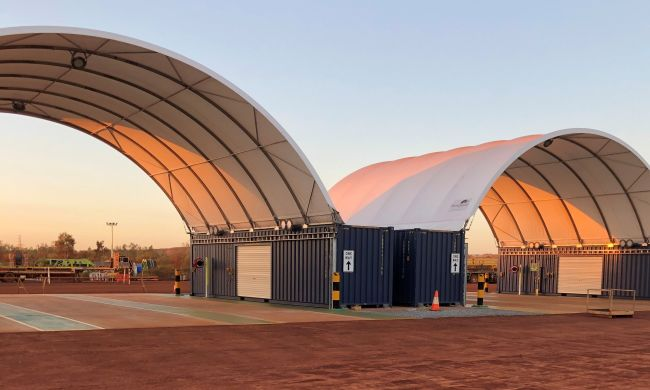common uses of Fabric Structures