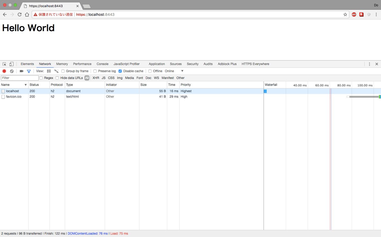 HTTP/2 Protocol