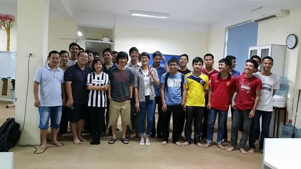 nodeschool hanoi 2 members
