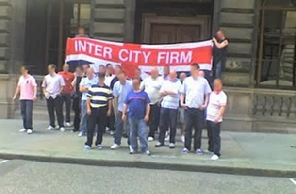 The Inter-City Firm