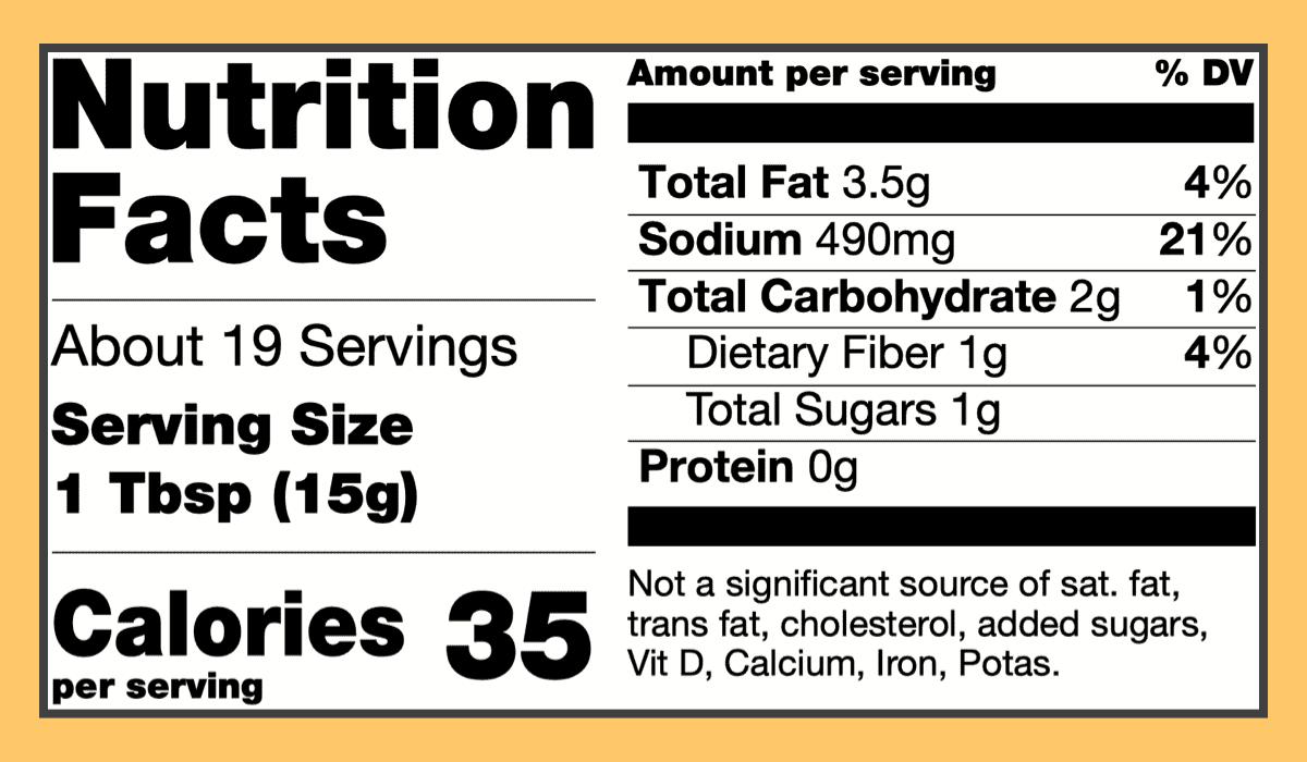 Nutritional hot mango pickle