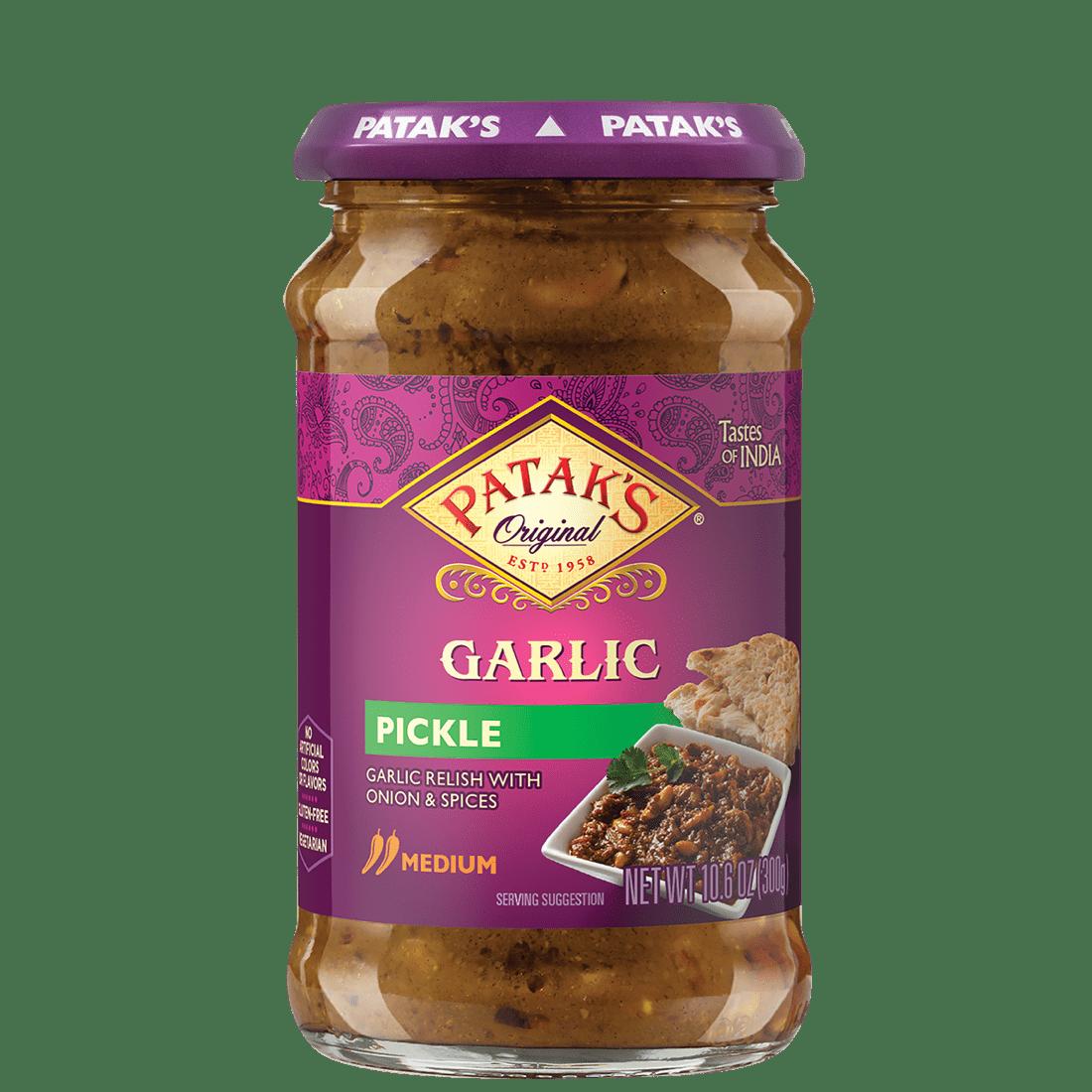 Garlic pickle 2x