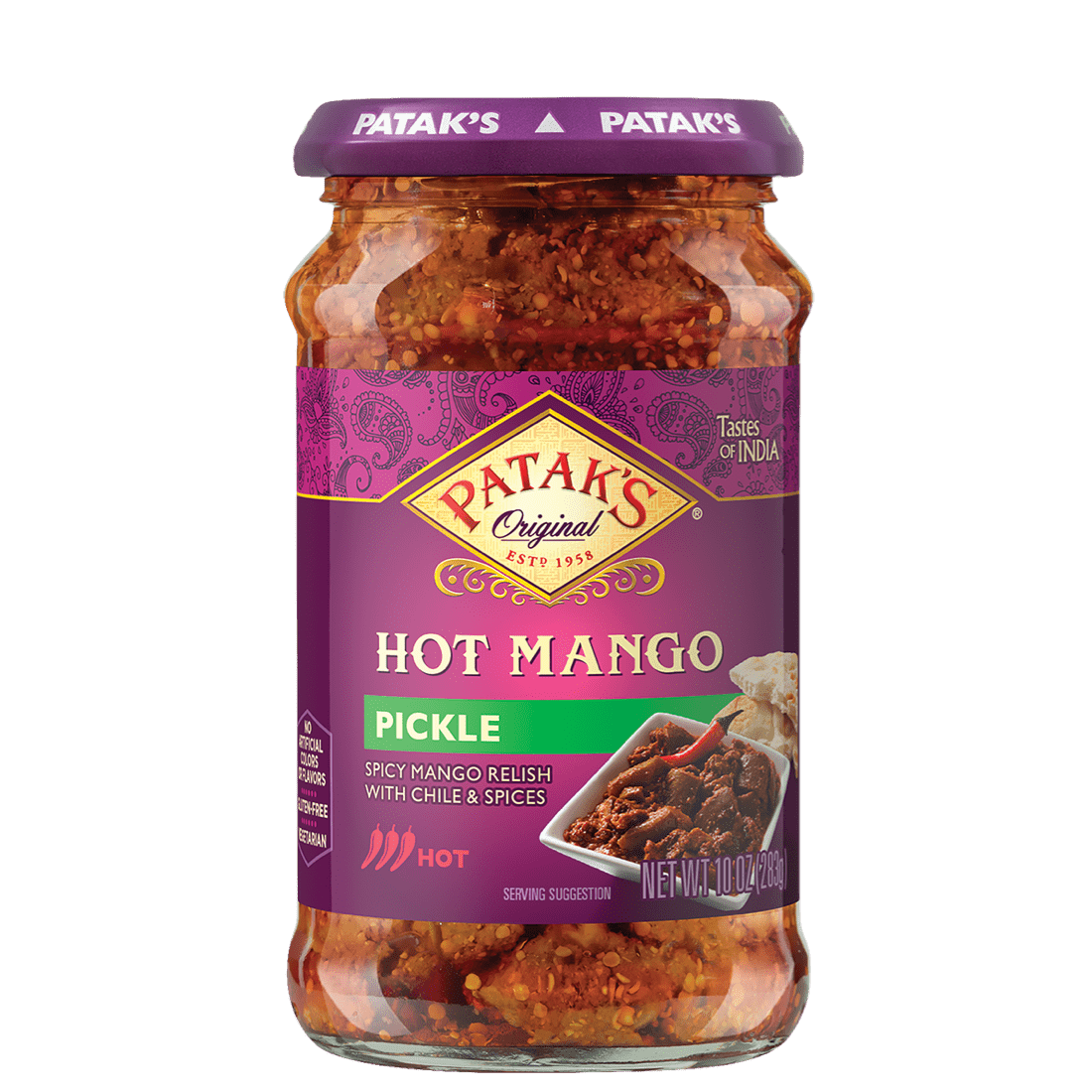 Hot mango pickle 2x