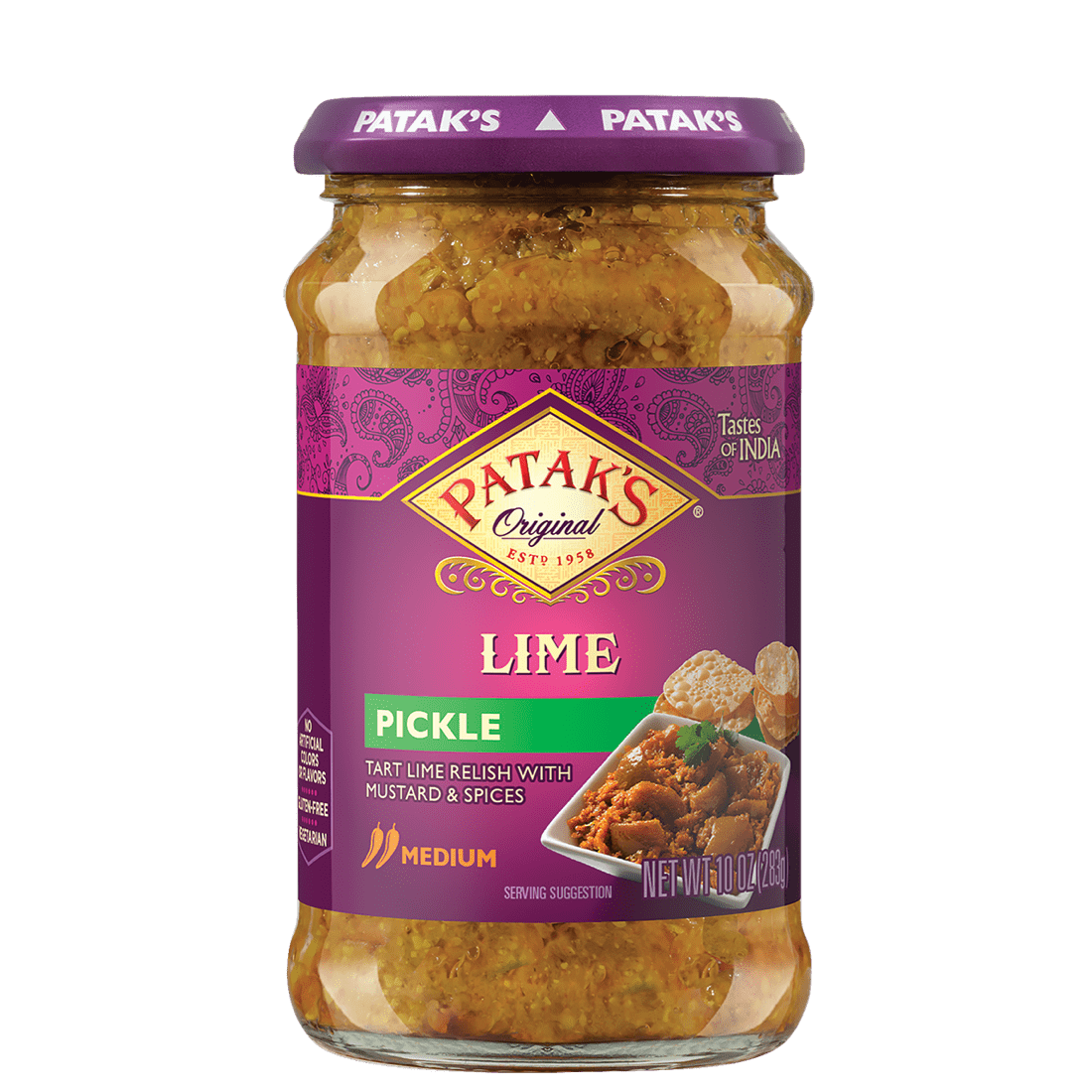 Lime pickle 2x