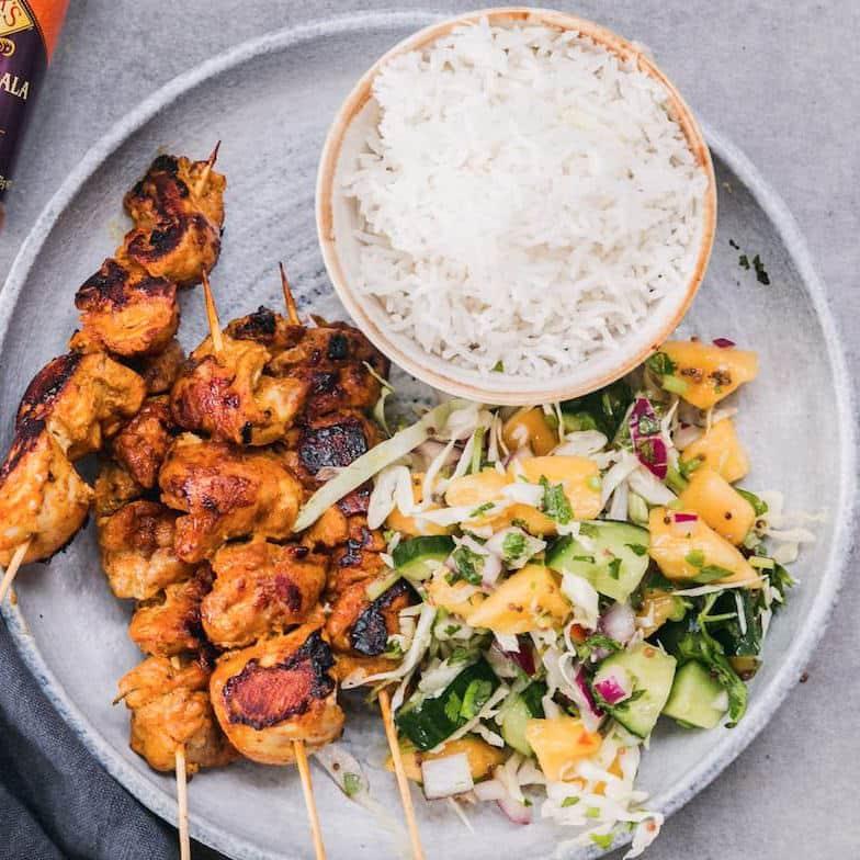 Chicken Skewers Recipe