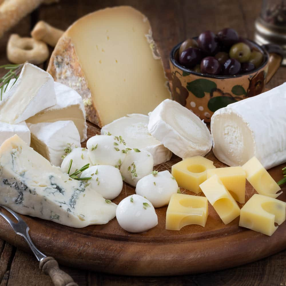 Easy Indian-Style Cheese Platter Recipe
