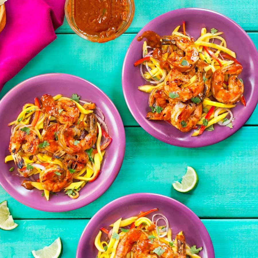 Shrimp Vindaloo Recipe