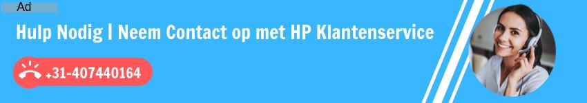 HP Klantenservice