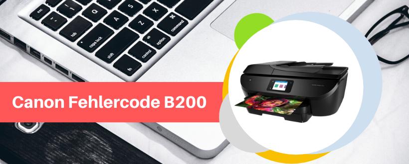 Fehlercode B200