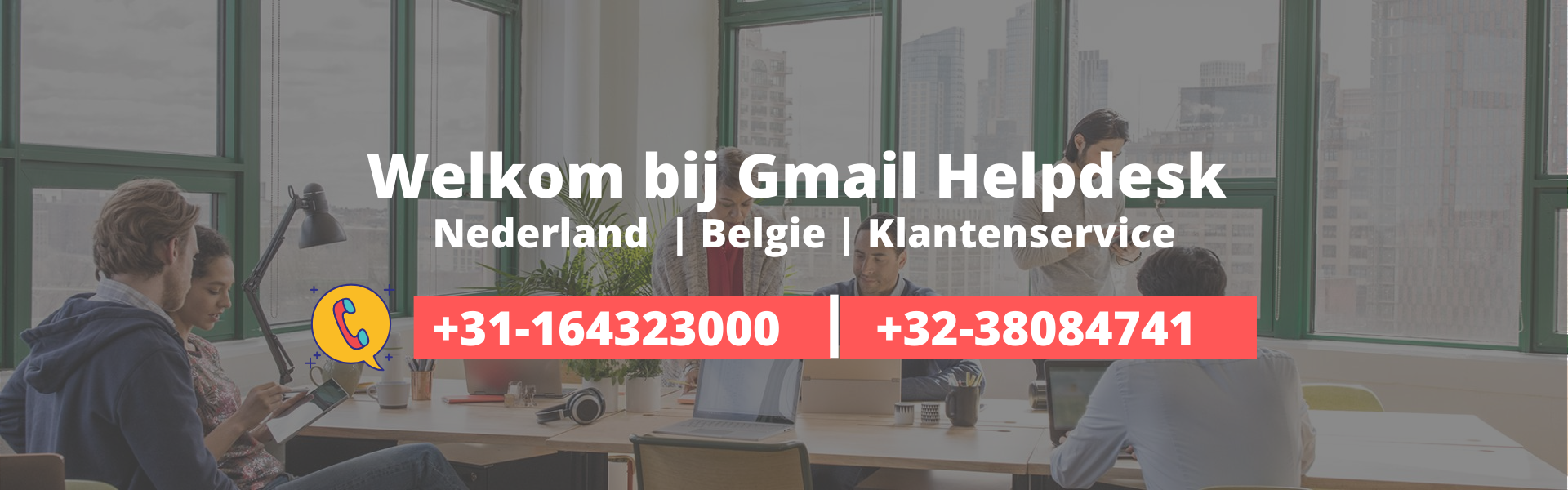Gmail Telefoonnummer