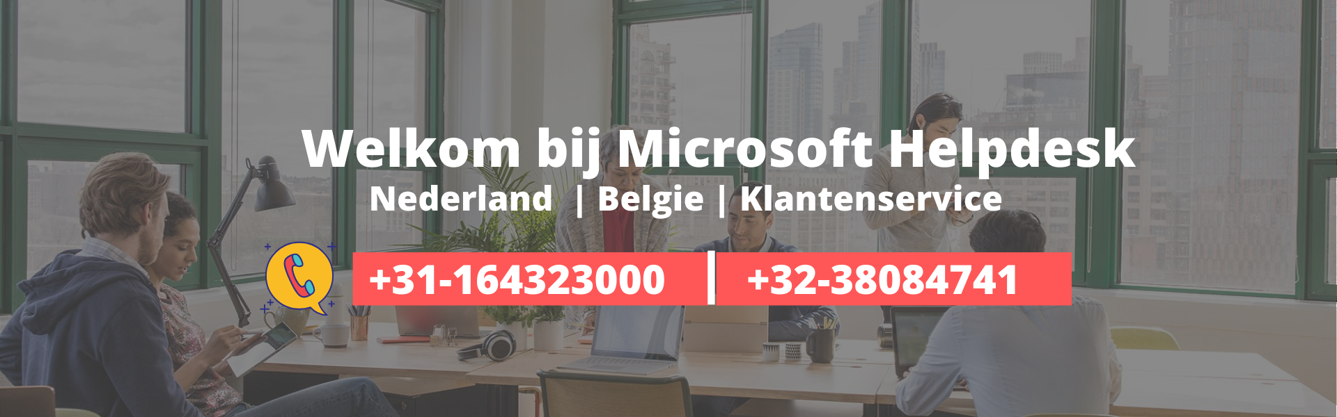 Microsoft Telefoonnummer