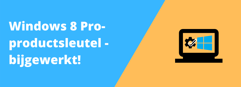 Windows_8_Pro-productsleutel