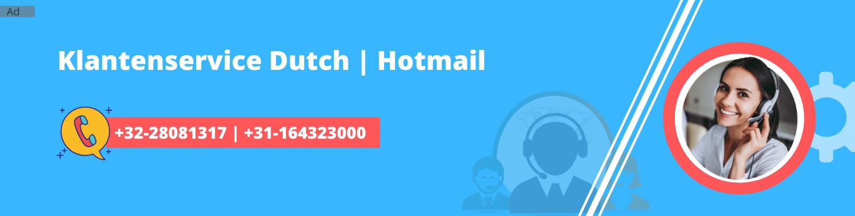 Hotmail Telefoonnummer