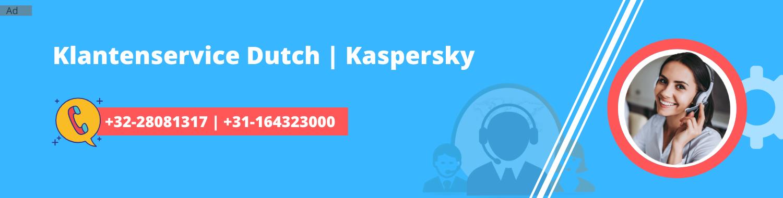 Kaspersky Telefoonnummer