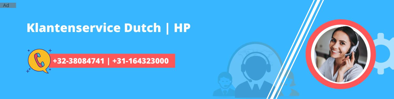HP Telefoonnummer