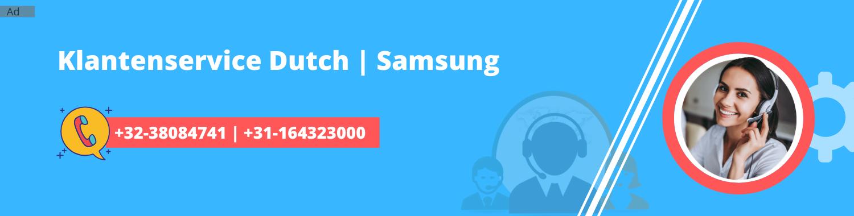 Samsung Telefoonnummer