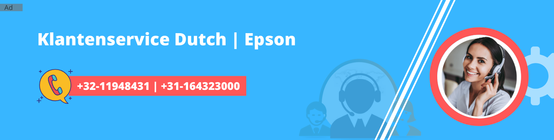 Epson klantenservice Belgie