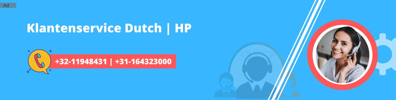 HP klantenservice Belgie
