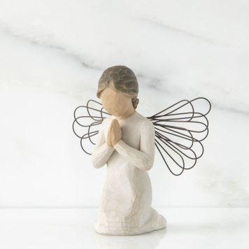 ウィローツリー天使像 【Angel of Prayer】 - 祈り
