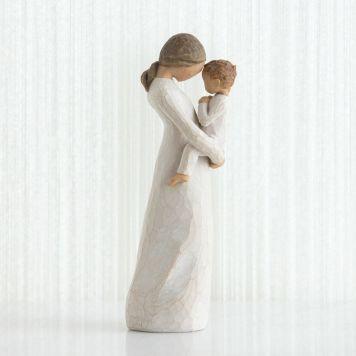 ウィローツリー彫像 【Tenderness】 - 慈愛