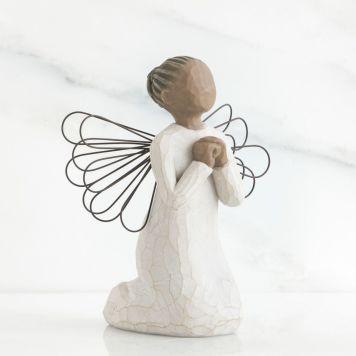 ウィローツリー天使像 【Angel of the Spirit】 - 精霊
