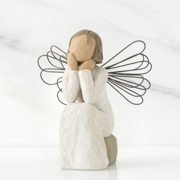 ウィローツリー天使像 【Angel of Caring】 - 思いやり