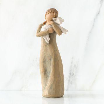 ウィローツリー彫像 【Peace on Earth】 - 平穏