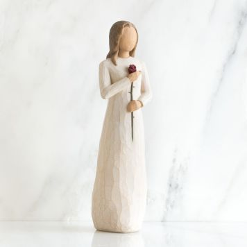 ウィローツリー彫像 【Love】 - 愛
