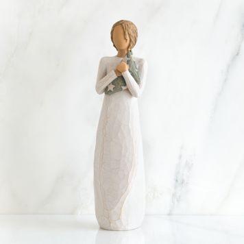 ウィローツリー彫像 【Hero】 - 私のあこがれ