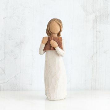 ウィローツリー彫像 【Love of Learning】 - 学びへの欲求