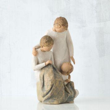 ウィローツリー彫像 【Generations】 - 世代