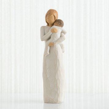 ウィローツリー彫像 【Child of My Heart】 - 大切な私の子