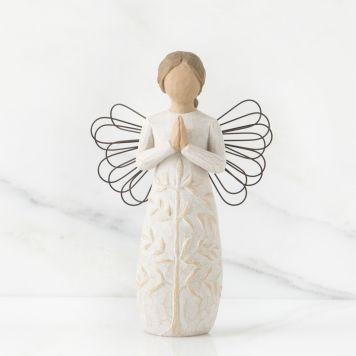 ウィローツリー天使像 【A Tree, A Prayer】 - 木、そして祈り