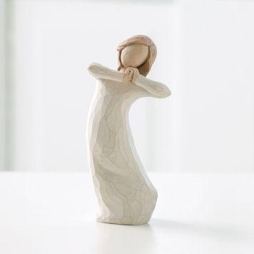 ウィローツリー彫像 【Free Spirit】 - 自由な魂