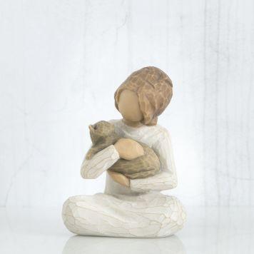 ウィローツリー彫像 【Kindness (Girl)】 - 優しさ