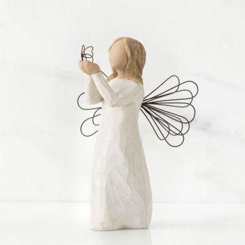 ウィローツリー天使像 【Angel of Freedom】 - 自由
