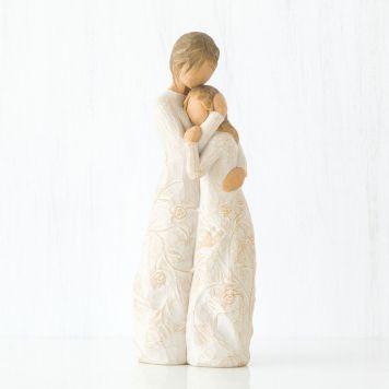 ウィローツリー彫像 【Close to Me】 - 近くにいて