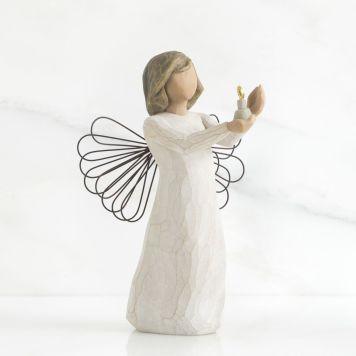 ウィローツリー天使像 【Angel of Hope】 - 希望