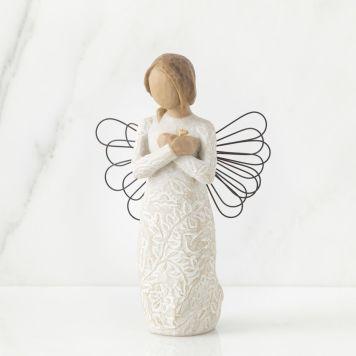 ウィローツリー天使像 【Remembrance】 - 思い出