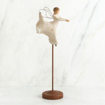 ウィローツリー天使像 【Dance of Life】 - 生命のダンス